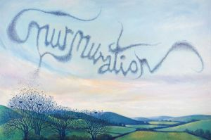 Image result for murmuration definition