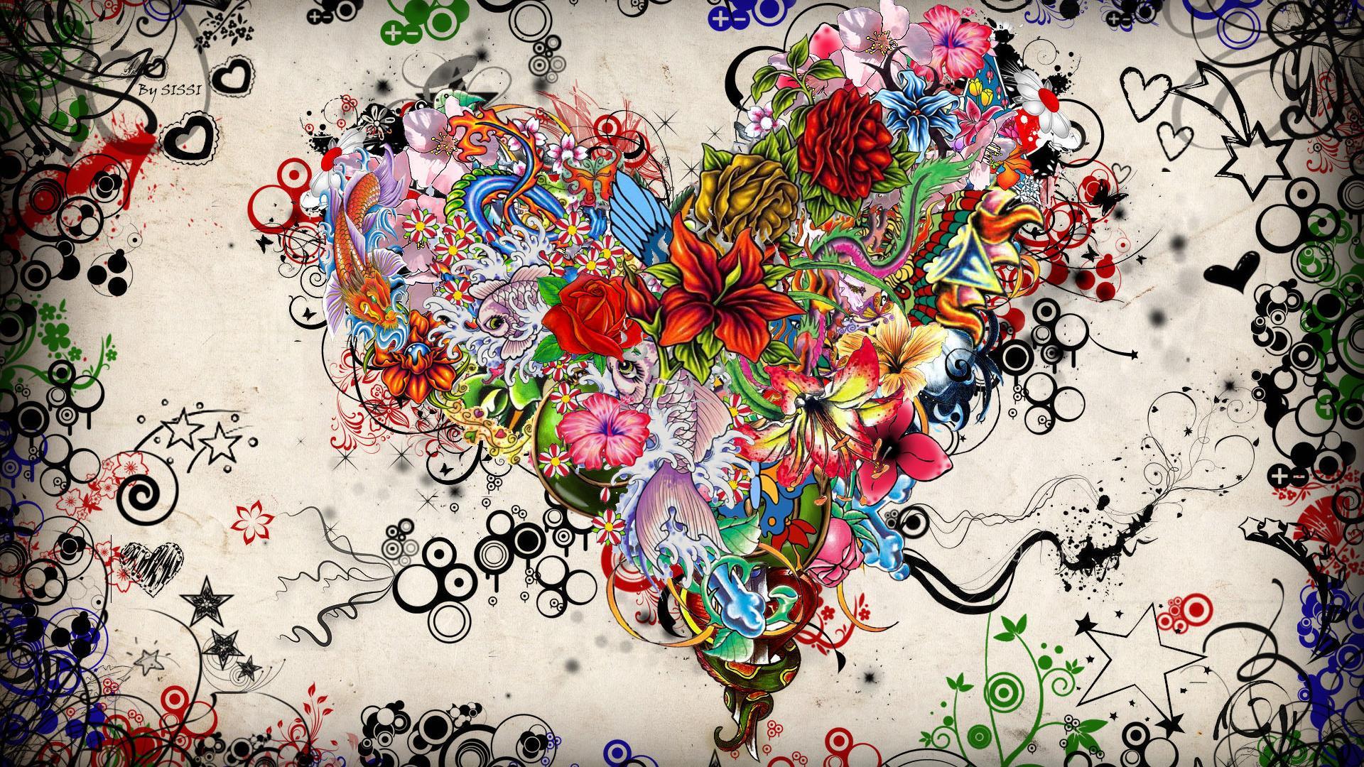 Love Heart Wallpaper Hd: 90 Days To Spiritual Enlightenment