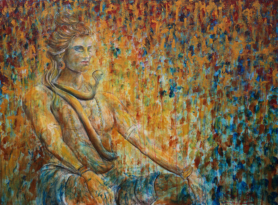 April 2015 90 days to spiritual enlightenment - Meditation art wallpaper ...